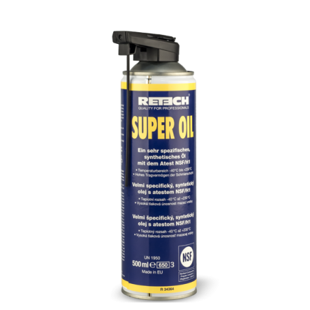 Retech Tepalas SUPER OIL...